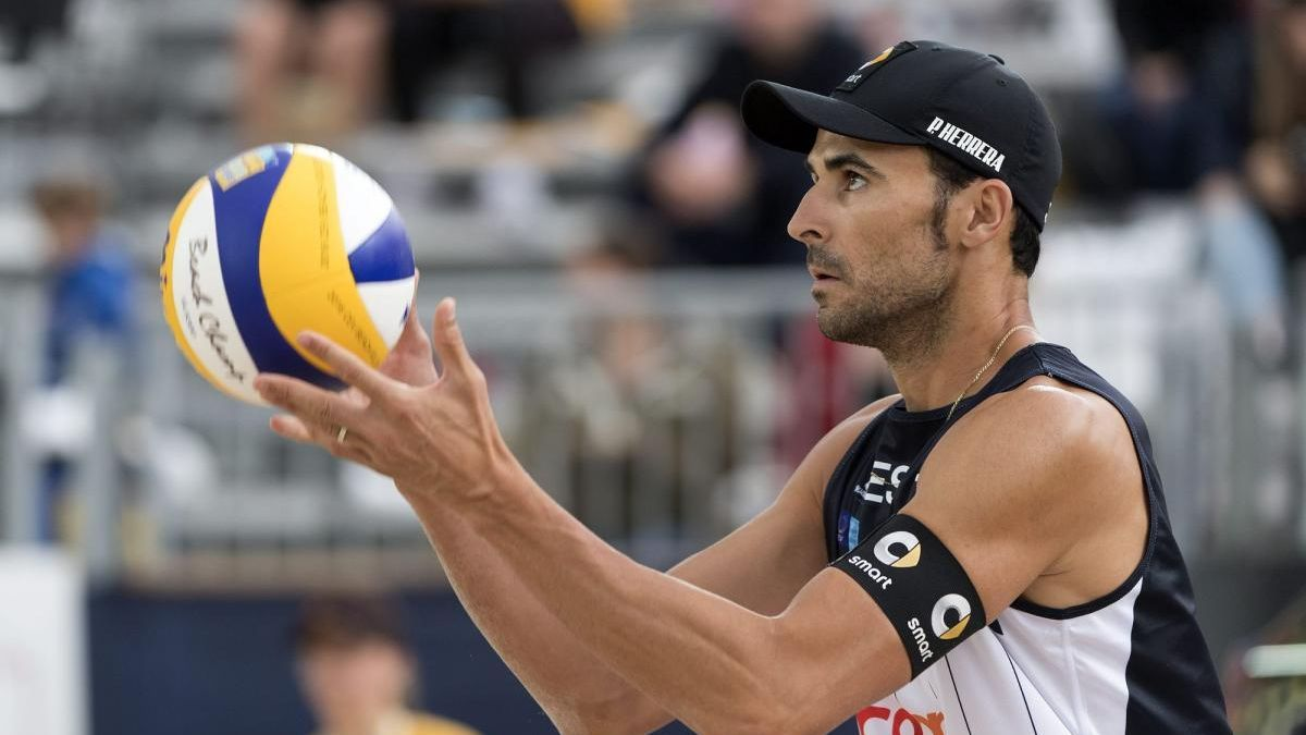 Pablo Herrera: «Ojalá viva este verano mis quintos Juegos, pero temo por el covid-19»