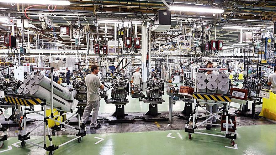 Renault propone un ERTE en sus factorías de Palencia y Valladolid