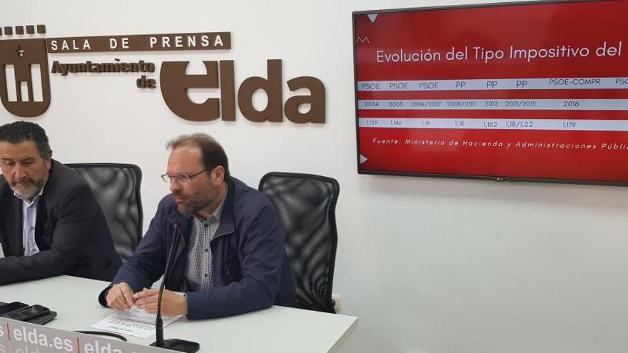 """EL PSOE afirma que """"el único responsable del desastre del IBI es el PP"""""""