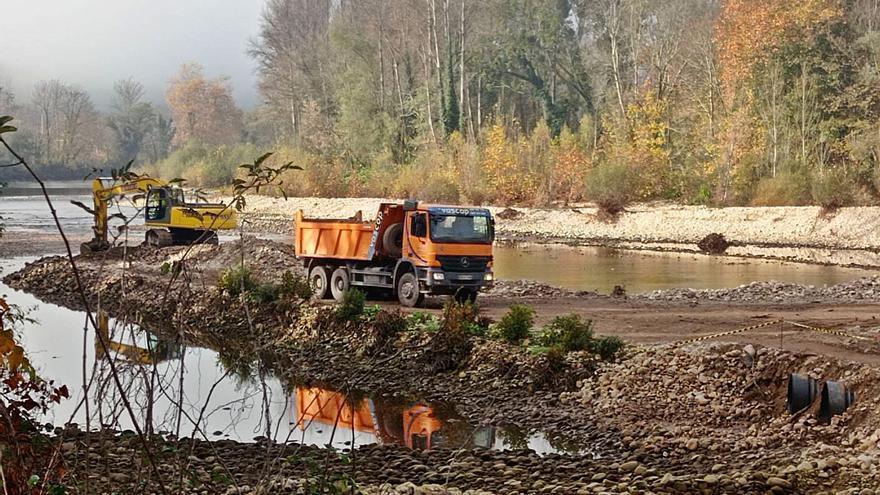 164.000 euros para evitar inundaciones del río Sella en Triongo