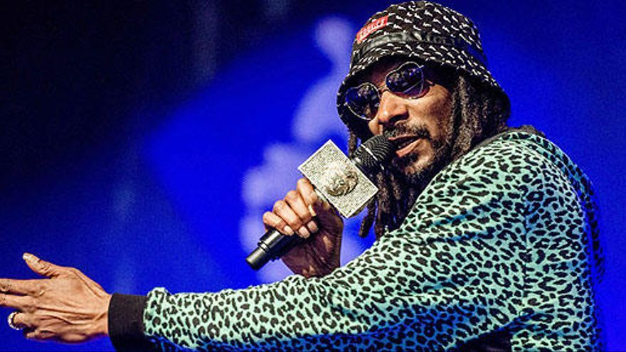 Snoop Dogg, retenido con 384.000 euros en un aeropuerto italiano