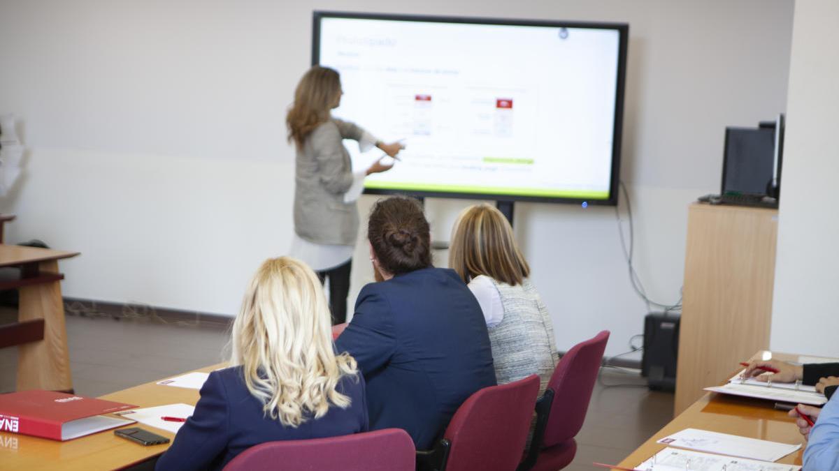 ENAE forma a los profesionales para el nuevo mercado laboral