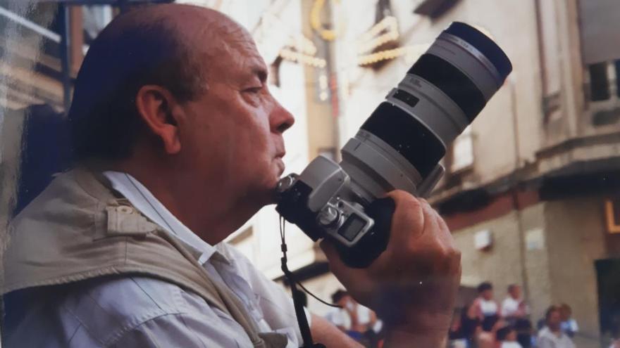 Fallece el reportero gráfico Juan Cruces