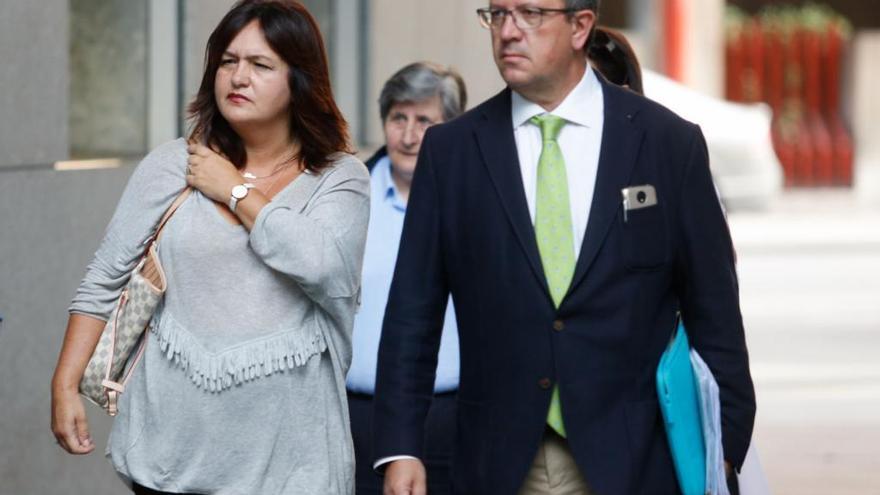 Riopedro y Sánchez ya están en la cárcel de Asturias y Renedo en la de Álava