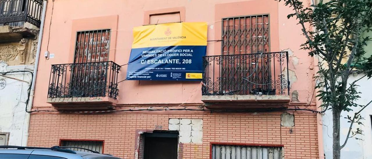 Rehabilitar las viviendas públicas del Cabanyal costaría 200 millones