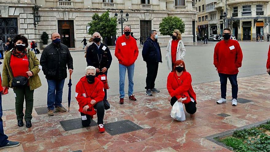 """""""En Granada disparamos mil cajas de 'tro de bac', pero aquí seguimos guardándolo"""""""