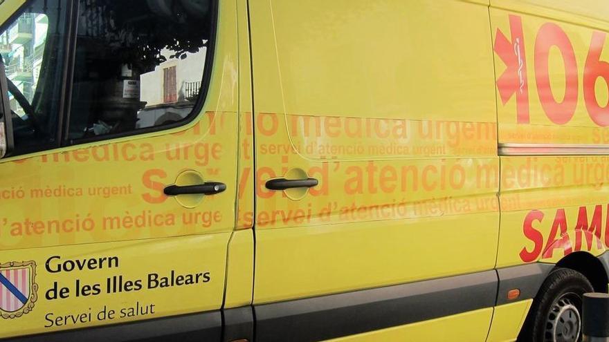 Zwei schwere Unfälle in Palma und Umgebung