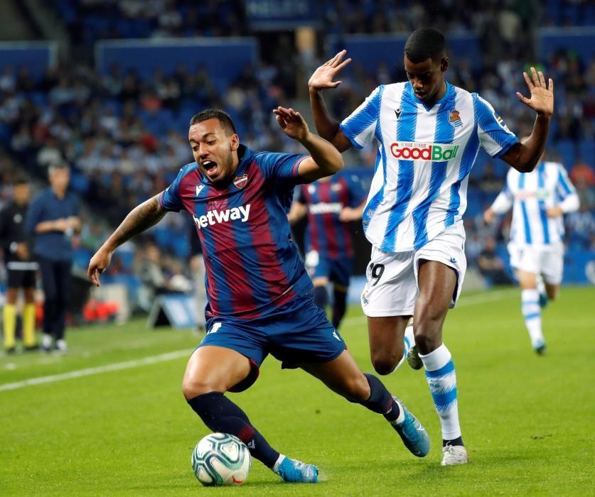 La Liga: Real Sociedad-Levante