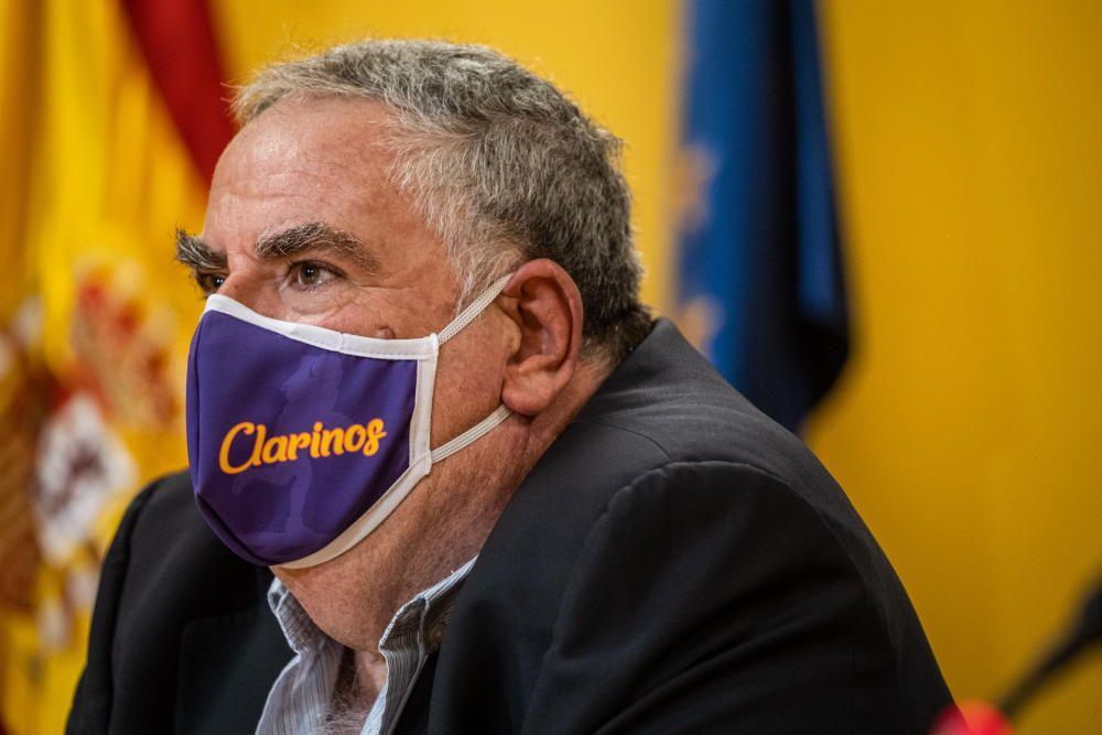 Complicada situación Económica del CB Clarinos