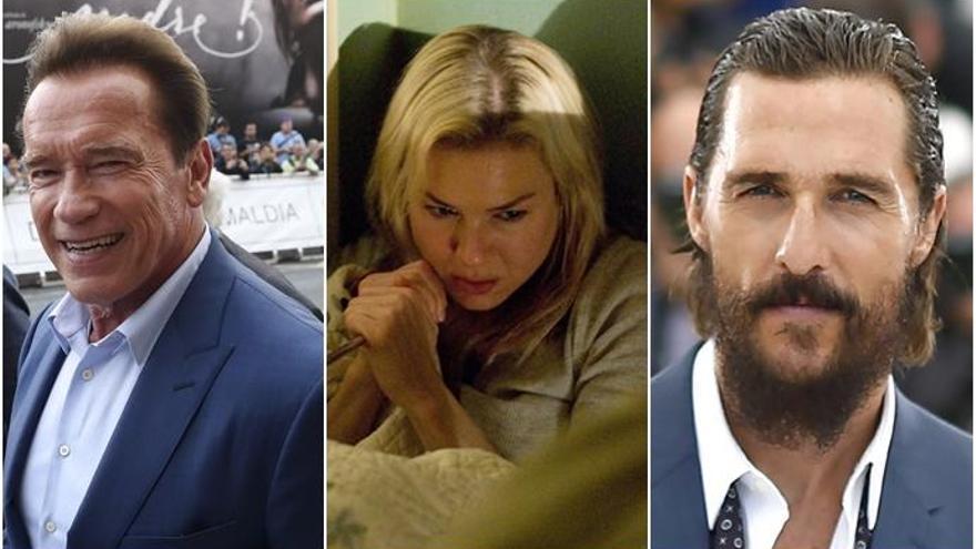 Estos son los nombres de los actores de Hollywood que en España siempre decimos mal