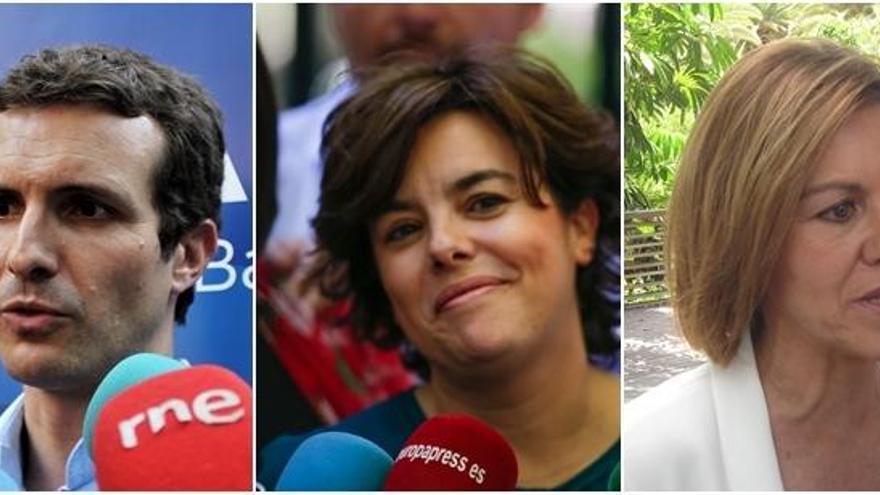 El PP s'estrena en unes primàries incertes sense un favorit per succeir Rajoy