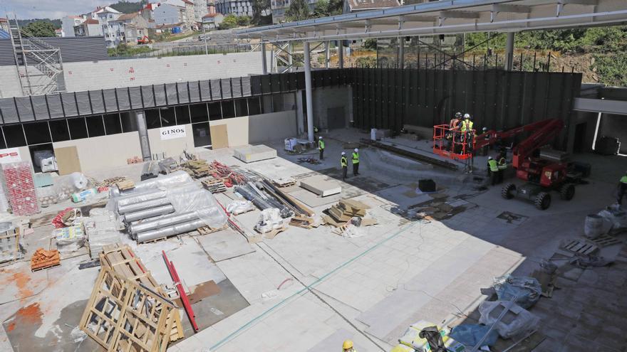 Vialia Vigo suma nuevas ofertas comerciales en la recta final antes de su apertura