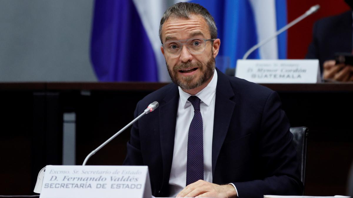 Fernando Valdés.
