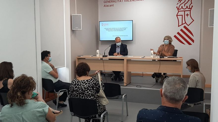El Consell invierte 573.000 euros en mejorar la accesibilidad de edificios públicos en 17 municipios de Alicante