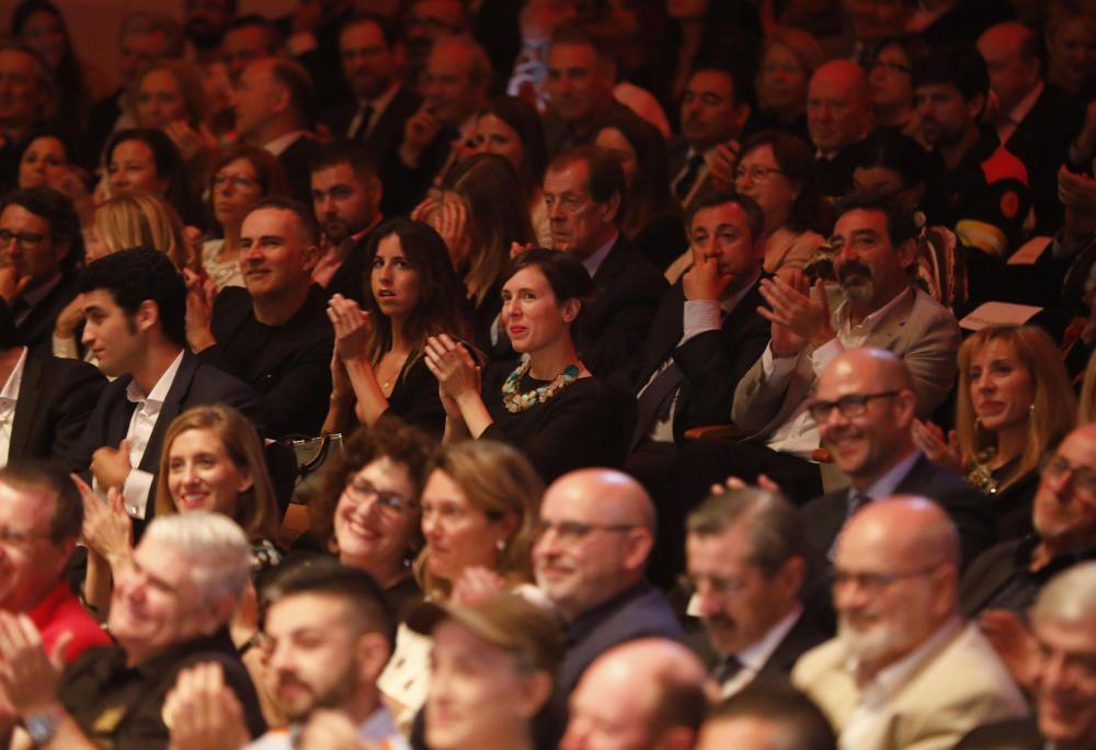 Gala de entrega de los Premios Levante-EMV Prensa Ibérica