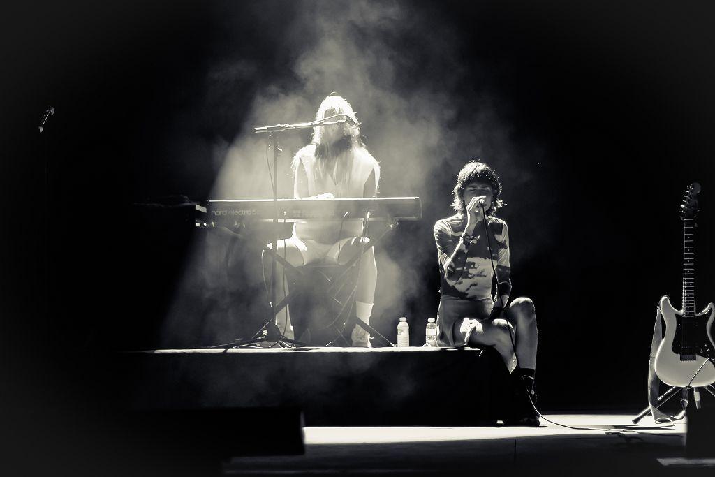 Concierto de Natalia Lacunza en el B-Side de Molina de Segura