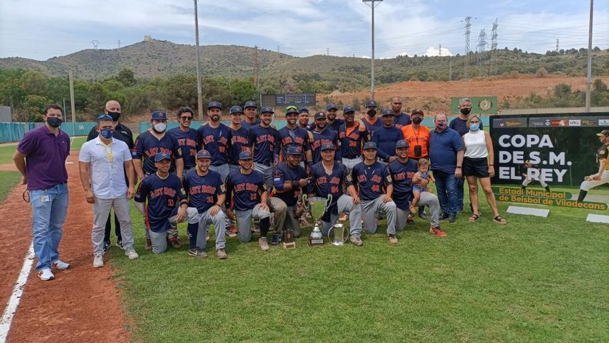 El Astros Valencia revalida su título de Copa del Rey