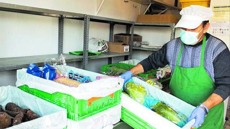 Mercadona entrega a diario productos al comedor 'Yo soy Tú'