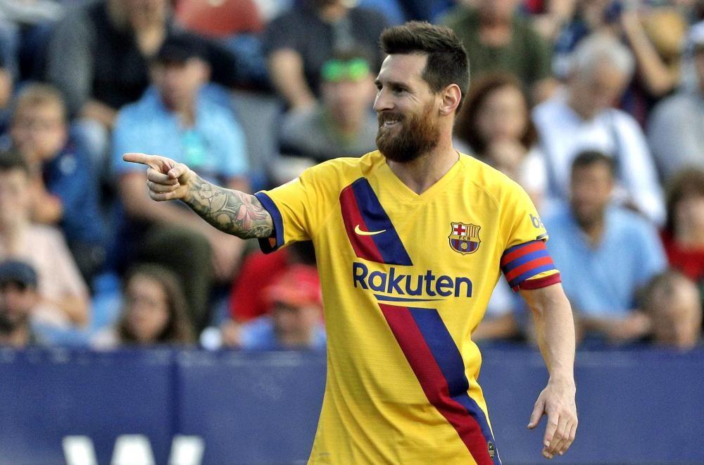 Llevant - Barça, en imatges