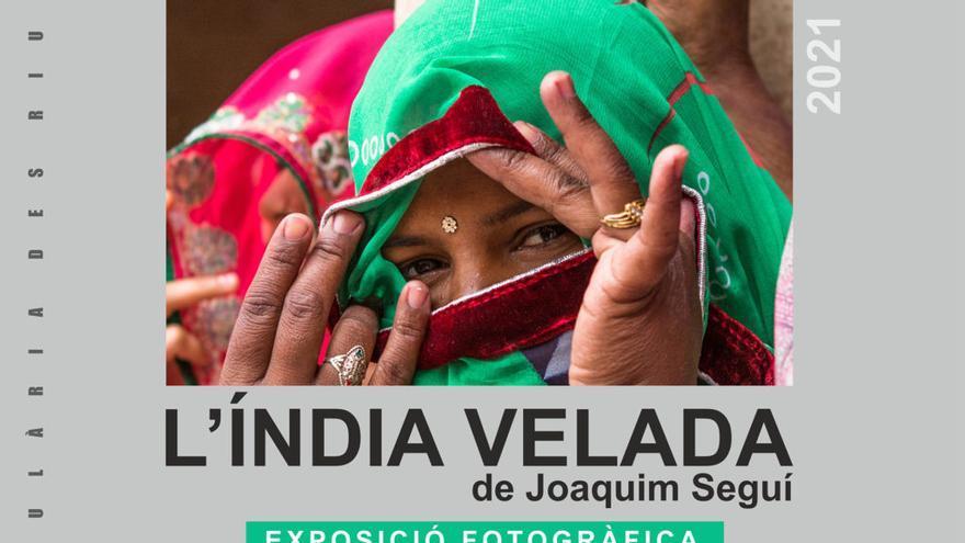 Exposición fotográfica «L'Índia Velada», de Joaquim Seguí