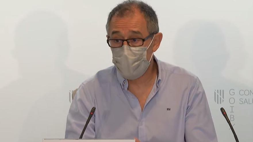 Coronavirus en Baleares: Arranz habla de una fase «interolas» y asume que habrá otra oleada pandémica