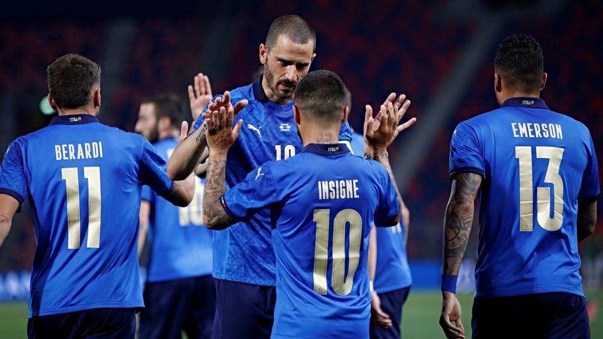 Italia abre la Eurocopa de su redención.