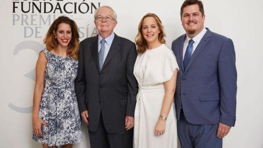 Los ganadores del Premio Loewe presentarán sus poemarios en la Fundación Gala