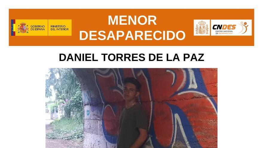 Buscan a un chico de 17 años en La Orotava