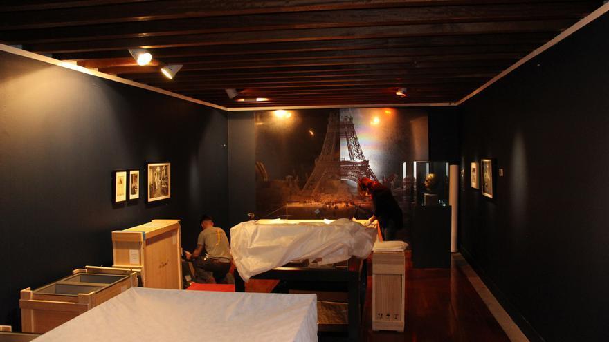 La exposición de Galdós se muda a Tenerife