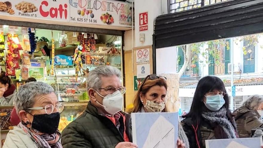Pere Garau pide calles más amplias y arboladas frente a la peatonalización de Nuredduna