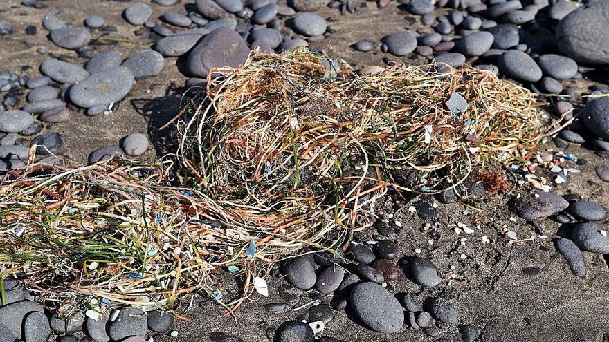 Una 'sopa' de microplásticos que rodea las Islas tiene un grosor de un kilómetro
