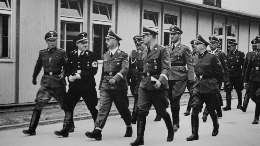 Un documento oculto 80 años nombra a nazis que lavaban dinero en Argentina