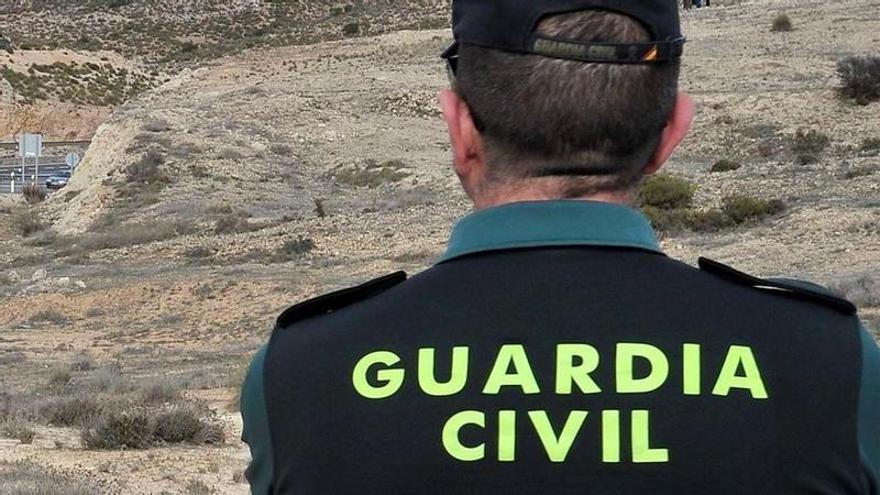 La Guardia Civil detiene al hombre que agredió a otro con una navaja en Jerez de los Caballeros
