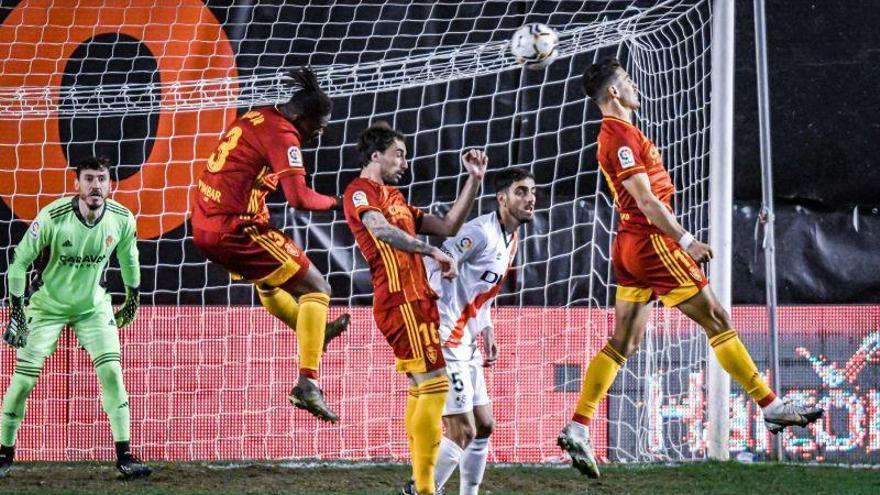 Rayo vs Real Zaragoza