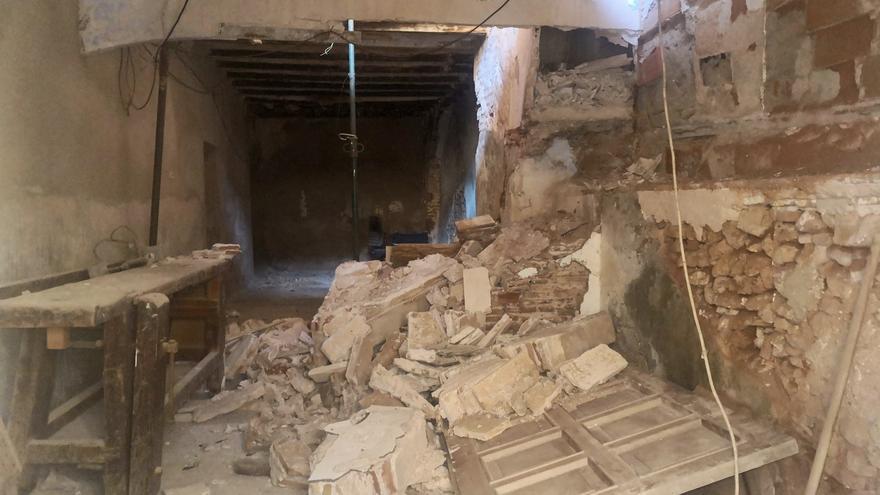 Almassora pondrá en valor restos de su muralla con 800 años de antigüedad