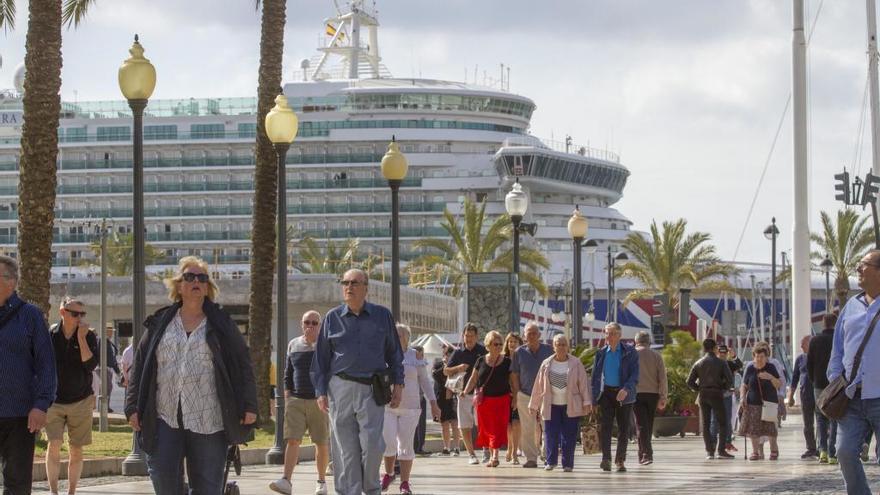 La economía de la Comarca de Cartagena no despega
