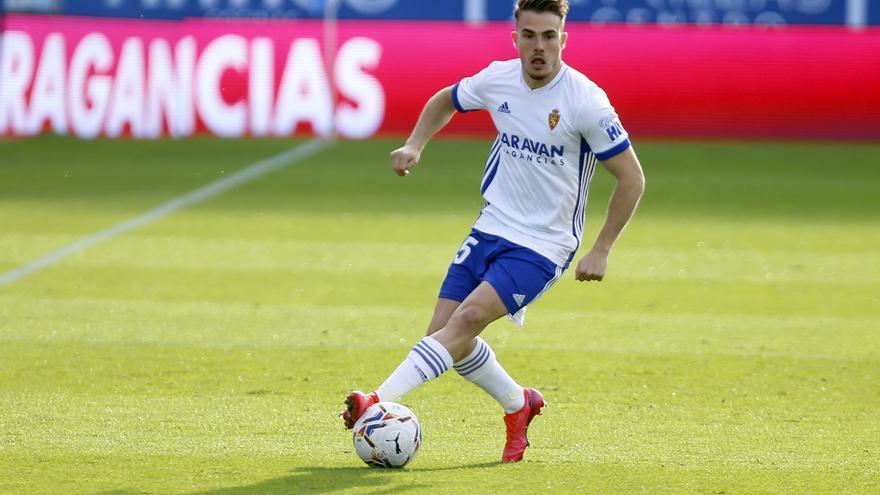 El Real Zaragoza espera que lleguen ofertas por Chavarría
