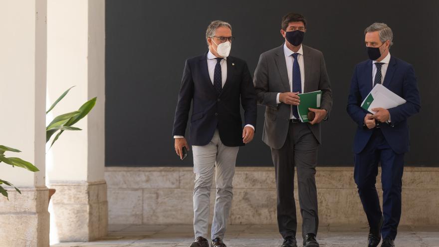 """Las auditorías al sector público instrumental andaluz revelan """"duplicidades y mala gestión"""", según la Junta"""