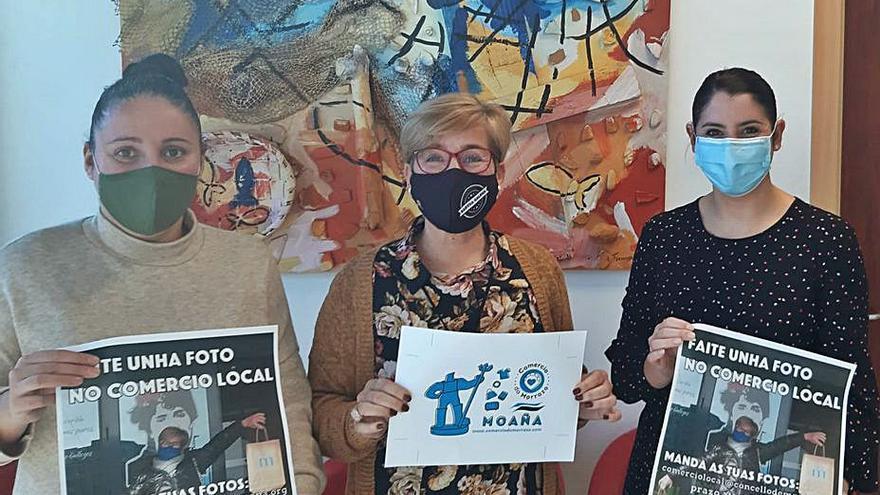 """El concello pone en marcha la campaña """"Faite unha foto no comercio local"""""""