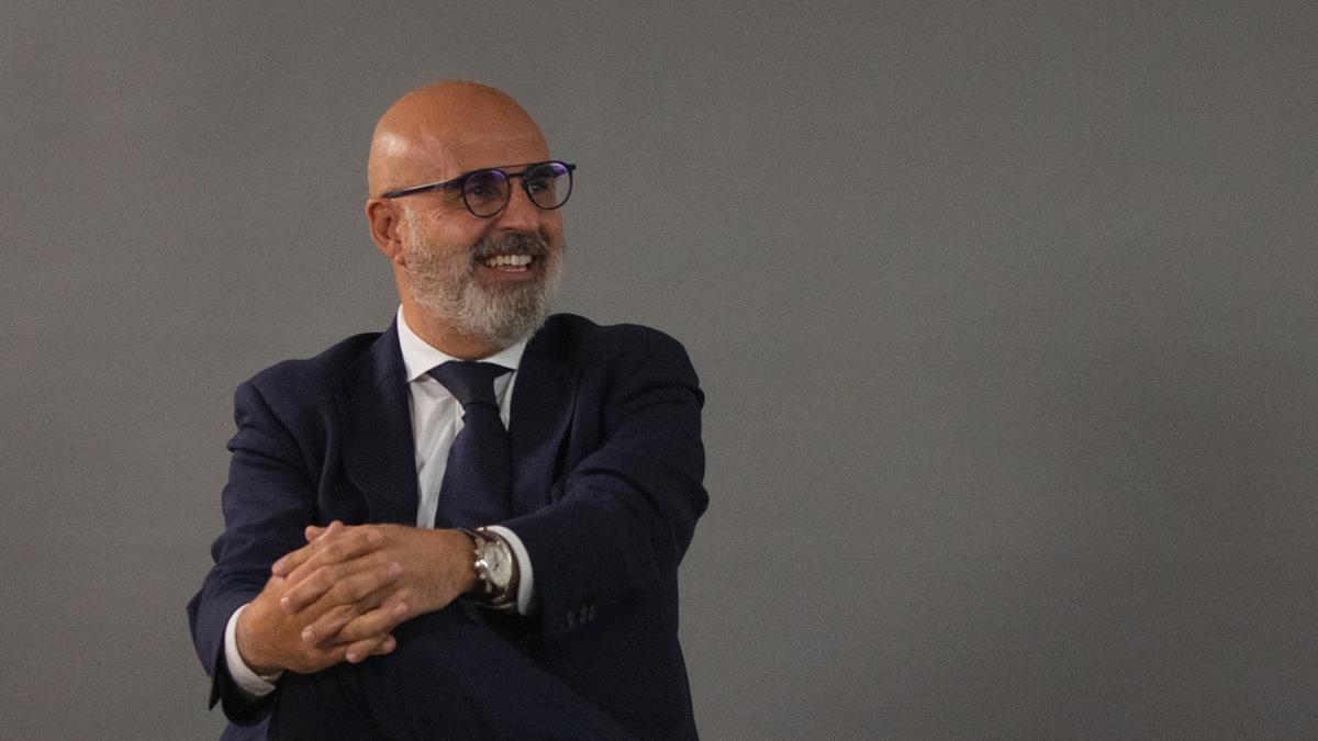El fundador y actual CEO de Grupo Idex, Miguel Quintanilla.