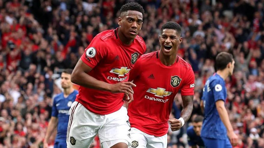 Horario y dónde ver el Chelsea-Manchester United