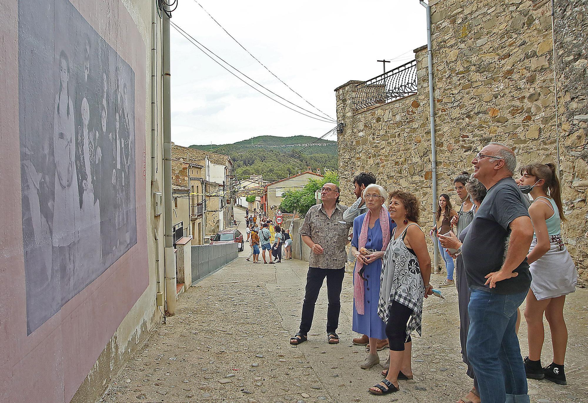 Festival Rural d'Arts en Viu i d'Arts Visuals, a Castellbell i el Vilar