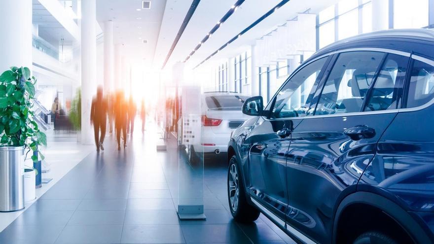 Las ventas de coches a particulares siguen sin despegar en Málaga y lastran la mejora del sector