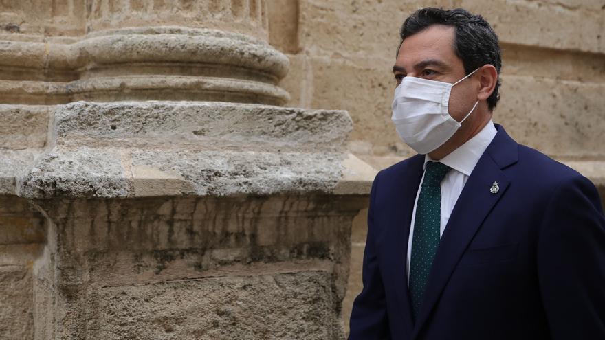 Juanma Moreno da positivo por coronavirus