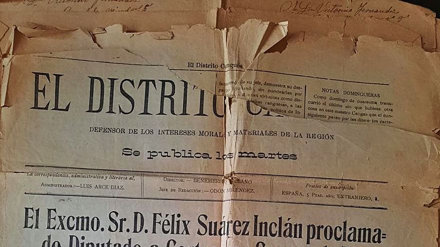 """""""Tous pa Tous"""" suma nuevas páginas a la historia de Cangas del Narcea"""