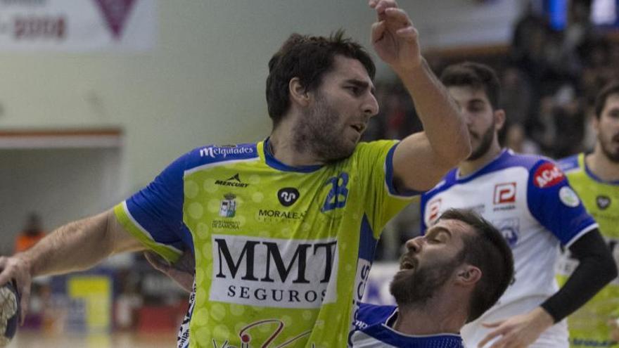 Dalmau continuará una temporada más en el BM Zamora