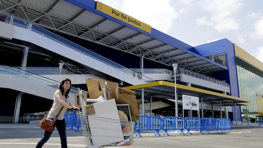 El TSJ impide a Ikea abrir en domingo y festivo y rearma a Climent tras dos años de varapalos