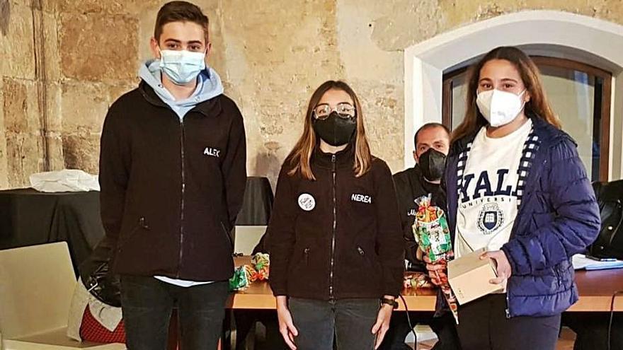 Alaquàs: Entrega de premios en Verge de l'Olivar