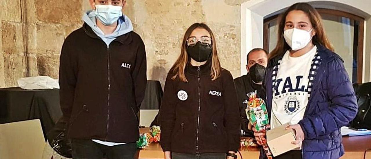 Alaquàs: Entrega de premios en Verge de l'Olivar   L-EMV