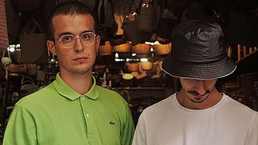 El dúo Verto llevará el trap gallego del momento al festival Vive Nigrán